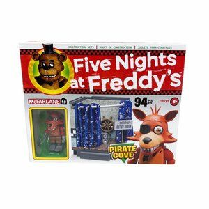 Five Nights @ Freddys Pirate Cove Construction Set